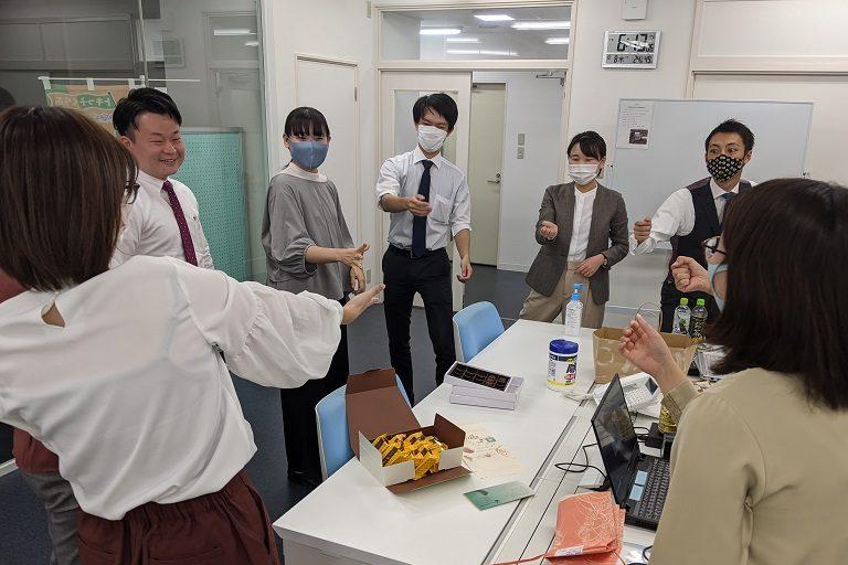 若手社員ブログ Vol.19 ~お土産じゃんけん大会!~